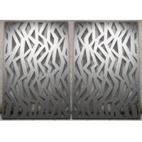 Buy cheap House Stainless Steel Decorative Panels With Unique Metal Luster / Strength product