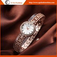 KM08 Rose Gold Watches for Woman Lady Watch Quartz Analog Watch Full Steel Quartz Watches