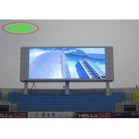 Buy cheap HD Led Video Facade P10 Full Color Smd IP65 Stadium LED Display 320mm X160mm product