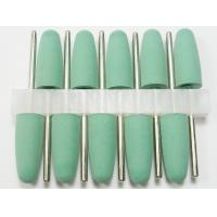 Buy cheap Colorful Dental Abrasive Silicone Rubber Silicone Polishing Tool For Cleaning product