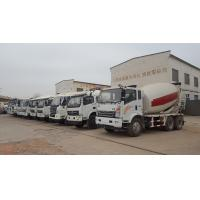 Buy cheap 6m3 Concrete Mixer Truck with 4 or 6 wheels product