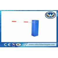 LED Light Automatic Vehicle Barrier Gate Used For Parking Toll / Supermarket