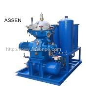 Buy cheap centrifugation of transformer oil machine manufacturers,CYA series high efficiency Oil Centrifugal Machine product