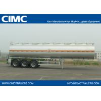 36000L Tanker Semi-Trailer with 3 axles for Fuel or Diesel Liqulid    9363GYY