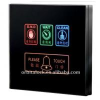 Buy cheap 12V touch screen digital energy star multifunction smart switch product