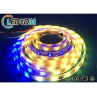 Buy cheap SMD5050 30 LEDs Addressable RGB LED Strip WS2812B Digital Flex Lights product