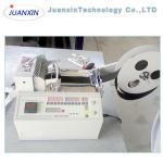 Buy cheap Hot knife webbing tape cutting machine, nylon/polyester webbing heat cutting machine product