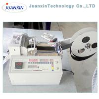 Buy cheap Polyester/Nylon Webbing Tape Hot Cutting Machine product