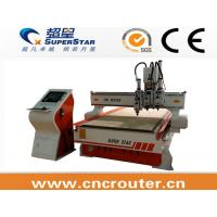 Buy cheap Efficient CNC Rouer machine with ATC from wholesalers