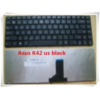 High Quality Black Laptop Keyboard for Asus A42 K42 A42D A42de A42dq A42dr Black