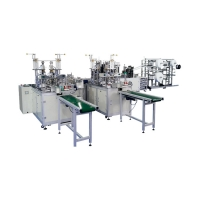Buy cheap 13KW 175mm*95mm Medical Mask Production Machine product