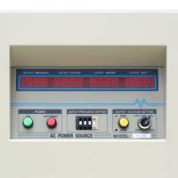 Buy cheap Small Custom Electric Frequency Converter 3 Phase Input 3 Phase Output product
