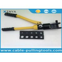 Buy cheap Portable Hydraulic Cable Lug Crimping Tool product