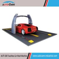 Buy cheap Automatic Rollover Car Washing Machine/ Touch Free Car Washer equipment product