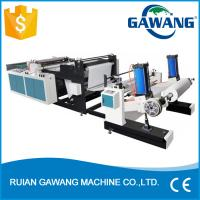 China Automate Copy Paper Roll Cutter Machine on sale