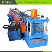 Buy cheap Durable C Purlin Forming Machine For 1.5-3.0mm Thickness Building Material Making product
