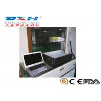 Buy cheap 30 Watt Optical Fiber Laser Marking Machine For Phone Case All In One Structure product