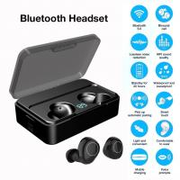 China Audio Chips Bluetooth Earbuds with Mic Noise Cancelling Bluetooth Headset on sale