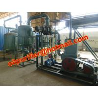 Buy cheap Used Car Motor Oil Distillation Refinery Machine,Waste Black Engine Oil Recycling Equipment, decolorization product