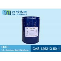Buy cheap 99.9% purity Electronic Grade Chemicals EDOT / EDT CAS 126213-50-1  near colorless to pale yellow liquid product