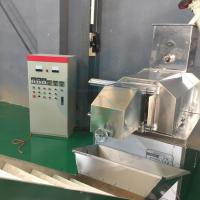 Buy cheap Full Automatic Pet Food Machine , High Efficiency Dog Pellet Machine product