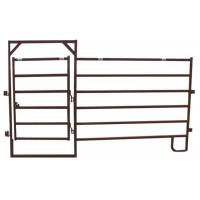 China Lightweight Horse Corral Panels Welded Wire Stock Type ISO9001 Approval on sale
