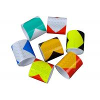 Buy cheap Self Adhesive Reflector Tape Honeycomb Reflective Tape For Trucks product