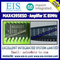 China MAX4395ESD - MAXIM - IC OP AMP 85MHZ R-R 14-SOIC - sales009@eis-ic.com on sale