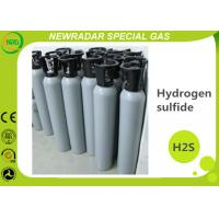 Buy cheap High Purity H2S Sulfurated hydrogen Industrial Gases Sewer Gas CAS No7783-06-4 product