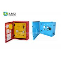 Center Pivot Electric Main Control Panel For Irrigation System Easy Operation