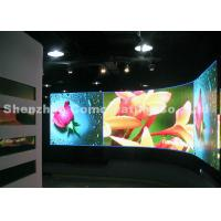 China HD P5 Full Color Wireless Indoor LED Video Walls Flexible Installed LED Display Advertising Screen With Light Weight on sale
