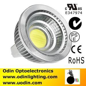 China 12V 220V LED MR16 spotlight cob china factory dimmable par16 halogen lamps on sale