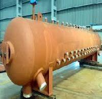 Quality Single Gas Boiler Mud Drum Natural Circulation For Textile Industry for sale