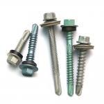 Buy cheap Ruspert Bi - Metal Self Drilling Screws Factory China Professional Manufacturer product
