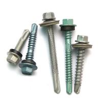 Buy cheap Ruspert Bi - Metal Self Drilling Screws Factory China Professional Manufacturer product