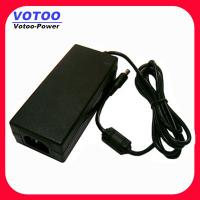 Buy cheap AC 110-240V To DC 24V 2A Desktop Switching Power Supply Adapter 50/60Hz 2.1mm product