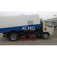 Buy cheap 8tons Multifunction Road Sweeper Truck / Waste Collection Vehicles product