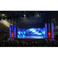 Buy cheap 6mm pixel pitch rental LED indoor Advertising display with automatic brightness adjustment product
