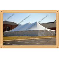 Buy cheap Flexible steel stretch peg and pole tent for weddings and outdoor event 12x24m product