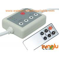 China Professional LED Lighting Accessories IR 6 Keys Infrared RGB LED Light Controller on sale