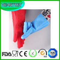 Buy cheap Heat resistant silicone oven gloves- best oven grill gloves, great for cooking, boiling-water proof product