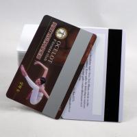 China Magnetic Access Card/Pre-encoded Magnetic Cards/Magnetic Parking Card/Game Magnetic Card on sale
