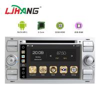Buy cheap 3G WIFI Ford Mondeo Dvd Player , Easy Operation Car Multimedia Player product