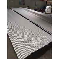 Buy cheap ASTM B338 Titanium seamless tube for Heat exchanger, for industry, Medical. product