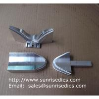 CNC Machining aluminium parts in China factory, precision CNC machined components,