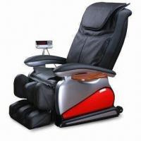 Buy cheap Massage Chair with Back Thermotherapy, Sole Heating, Cushion and Calf Massage with Air Pressure product