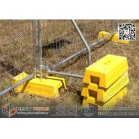 Temporary Fence Support for Sale AS4687-2007 | Anping Temporary Fencing Factory