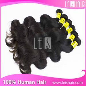 Virgin Peruvian Human Hair body wave
