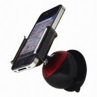 Quality Car Stand/Holder/Mounts for iPhone, Mobile Phone and GPS, Can Be Rotated 30° in for sale