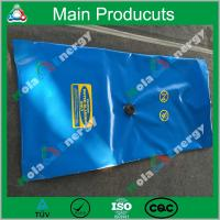 Buy cheap Square type eco-friendly flexible durable movable strong plastic camping water bladder product